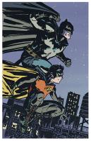 Batman & Robin by Michael Walsh