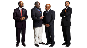Image taken from the New York Times', Is Obama the End of Black Politics? Click image to read article