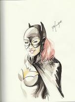 Batgirl by Rita Moore