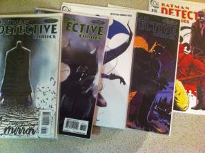 Detective Comics #871-875