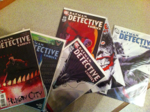 Detective Comics #876-881
