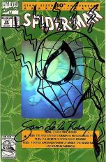 Spiderman by Sam De La Rosa
