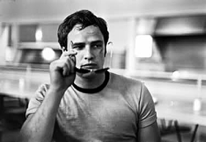 Jack Kerouac wrote to Marlon Brando asking him to play Dean Moriarty in a potential film adaptation of On the Road