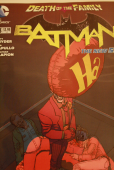 Batman #13 2nd printing