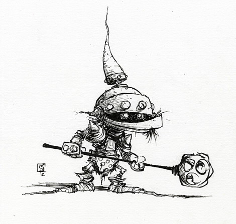 Skottie Young's Goblin Guard